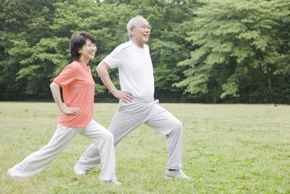 辛い痛みが解消すると運動も楽しめます